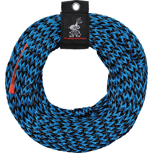 "Airhead 3-Rider Tube Tow Rope, 1/2"" x 60'"