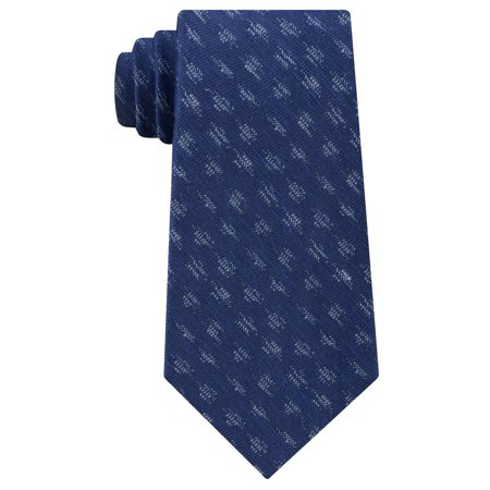 Calvin Klein Mens Ikat Self-Tied Necktie