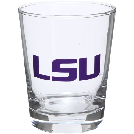 LSU Tigers 15oz. Double Old Fashioned Glass - No Size ()