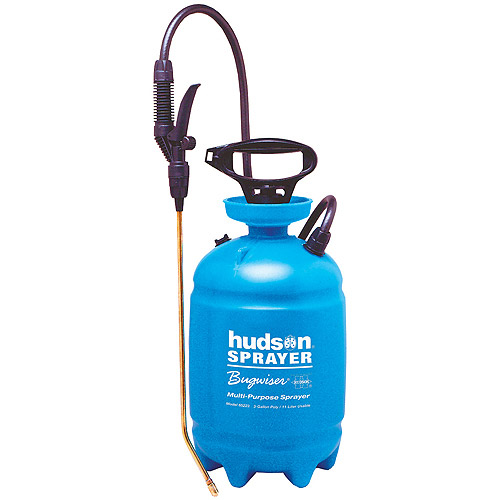 Hudson 65223 3 Gallon Deluxe Bugwiser Multi-Purpose Sprayer