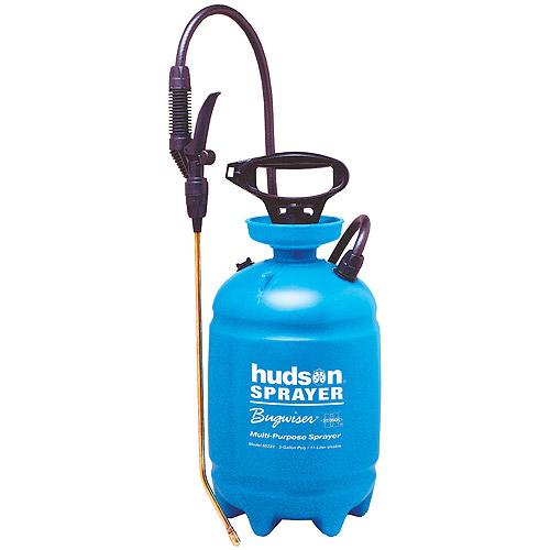 Hudson 65223 3 Gallon Deluxe Bugwiser Multi-Purpose Sprayer