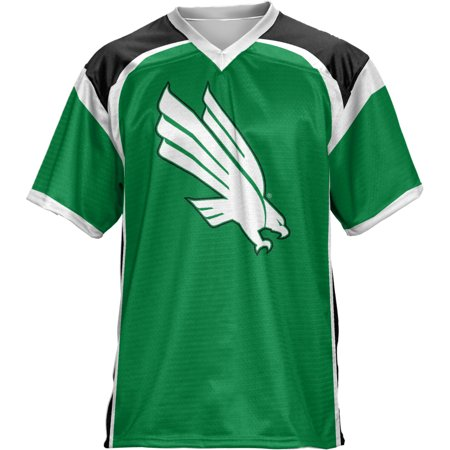 North Texas Football - ProSphere Men's University of North Texas Red Zone Football Fan Jersey