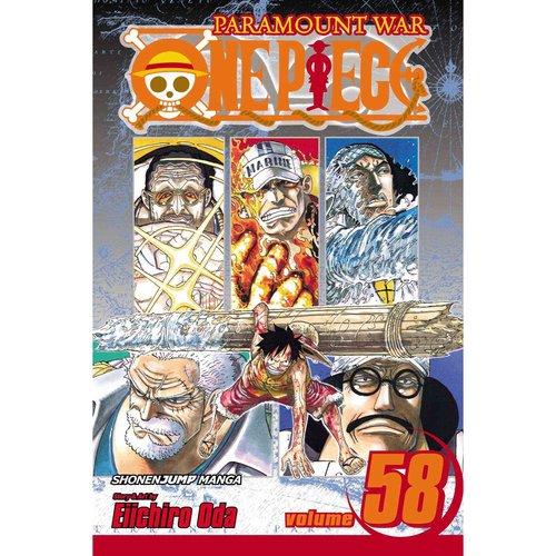 One Piece 58: Paramount War Part 2