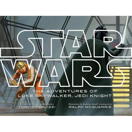 Star Wars The Adventures of Luke Skywalker, Jedi Knight - Luke Skywalker Pattern