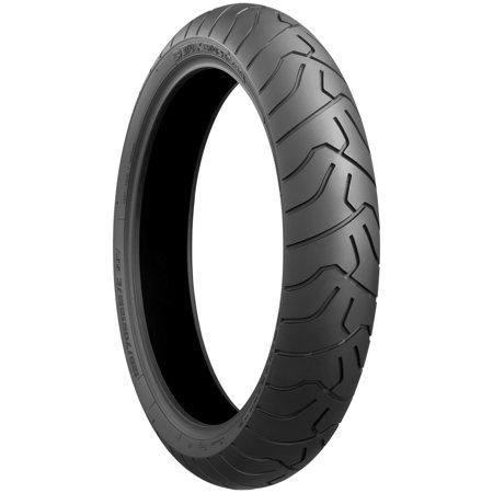 Bridgestone 129294 Battlax BT-028 Sport Touring Radial Front Tire - (Best Sport Touring Motorcycle Tires 2019)