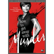 How to Get Away with Murder: The Complete First Season (DVD) by Buena Vista