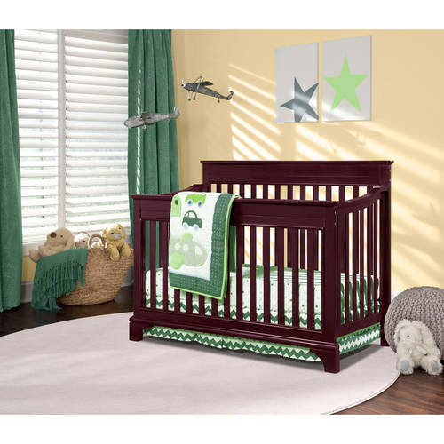 Broyhill Messina 4-in-1 Convertible Crib