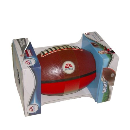 EA Sports Soft Sweet Spot Soft Foam Football With Roaring Sounds ()