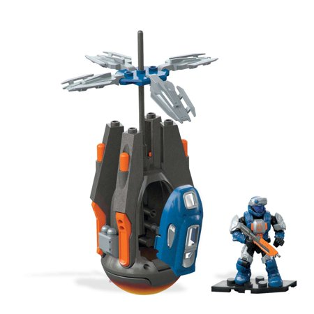 Mega Construx Halo Operation Veritas Drop Pod with Action Figure