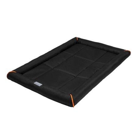 Vibrant Life Durable & Water Resistant Crate Mat, Black, 36 ()