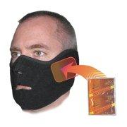 1780-BK Face Mask,Black,Universal
