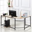 Best Choice Modern L-Shaped Corner Desk