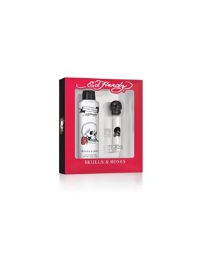 4dad4f685d1 Product Image Ed Hardy Skulls and Roses Fragrance Gift Set for Men