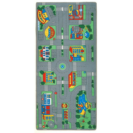 Learning Carpets City Play Carpet. ()