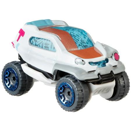 Hot Wheels Teen Titans Go! Cyborg Character Car