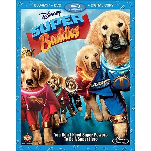 Super Buddies (Blu-ray   DVD   Digital Copy)