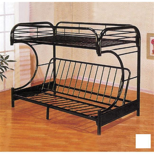 Yuan Tai Furniture C-Shape Futon Bunkbed