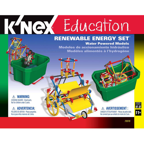 K'NEX Education: Renewable Energy Building Set
