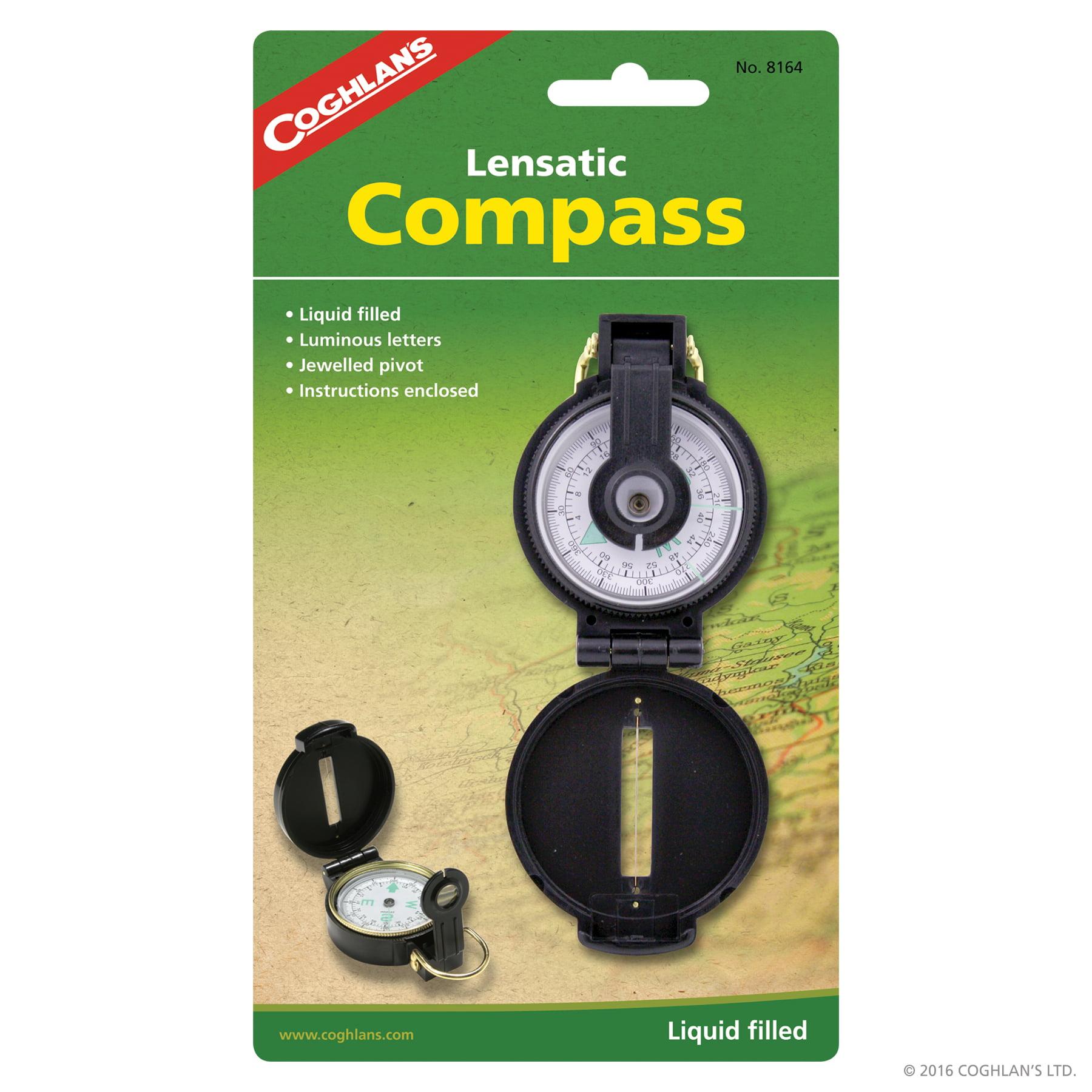 Coghlans Lensatic Compass by Coghlans