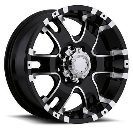 Ultra Baron 202B Wheel Rim 17x9 8x6.5