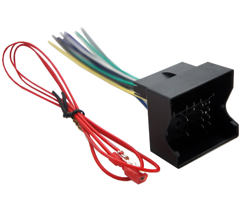 Car Stereo Wiring Harness Adapters Walmart - Wiring Diagram