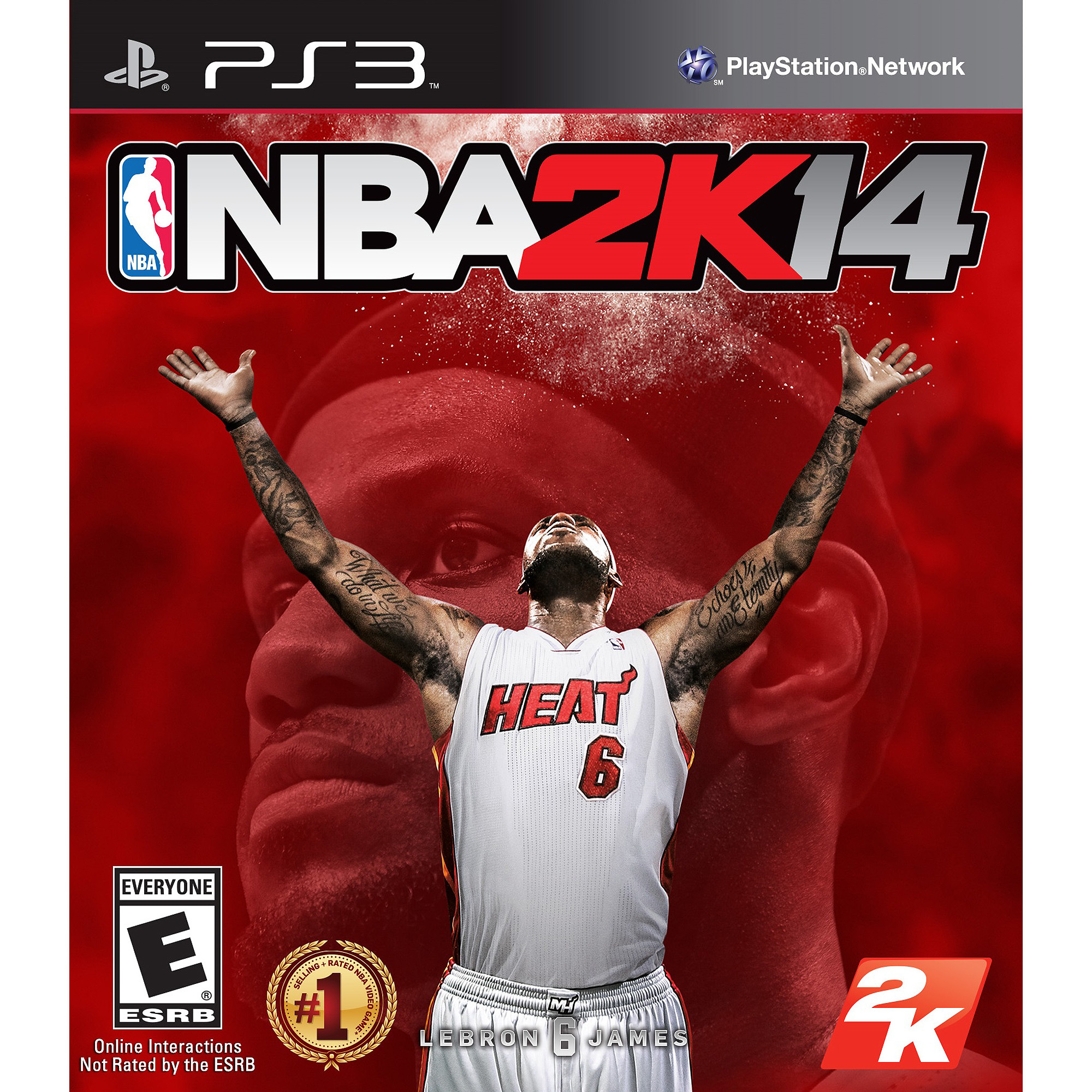 NBA 2K14 (PS3) - Pre-Owned