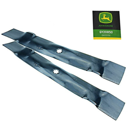 John Deere Original Equipment Mower Blade Kit
