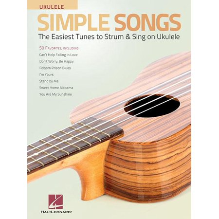 Simple Songs for Ukulele: The Easiest Tunes to Strum & Sing on Ukulele (Paperback) - Super Simple Learning Songs Halloween