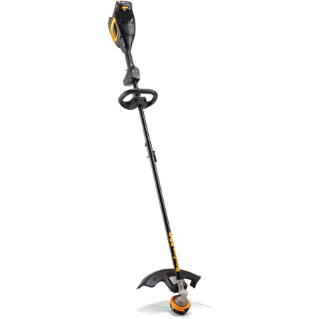 Poulan Pro 40-Volt Lithium-Ion Rechargeable Battery String Trimmer