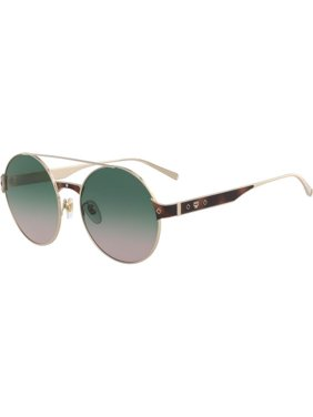 Authentic MCM Sunglasses MCM124S 727 Gold Frames Green Rose Lens 58MM""