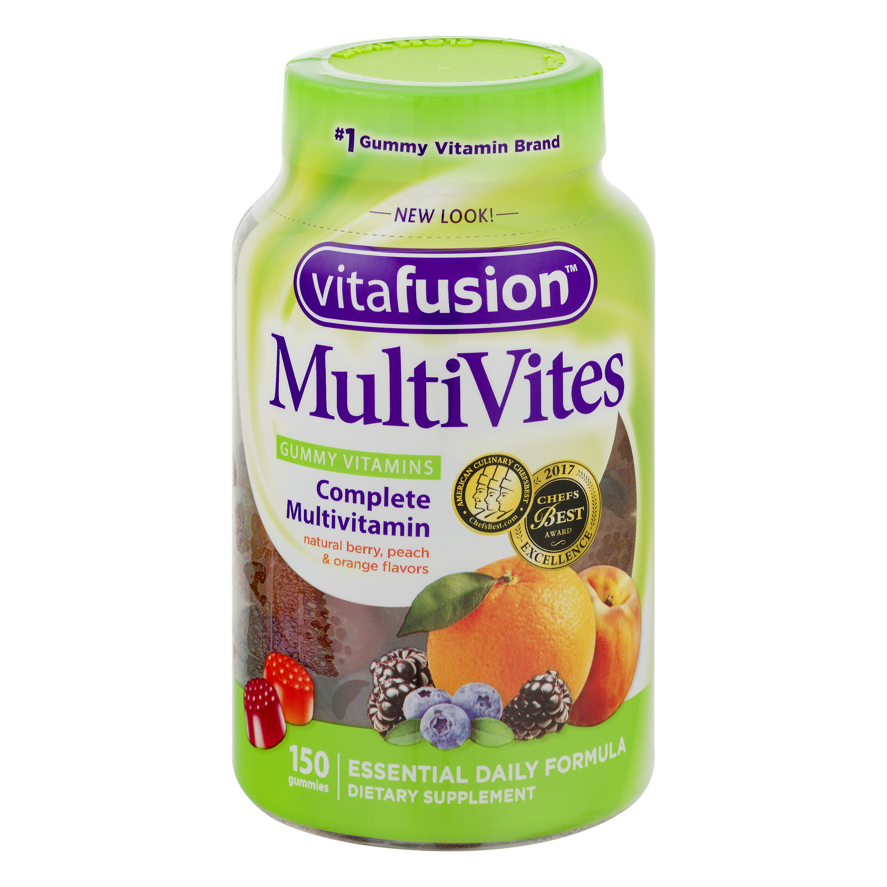 Vitafusion MultiVites Adult Multivitamin Gummies, 150 Ct