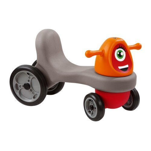 Wesco Dynamo Riding Push Toy