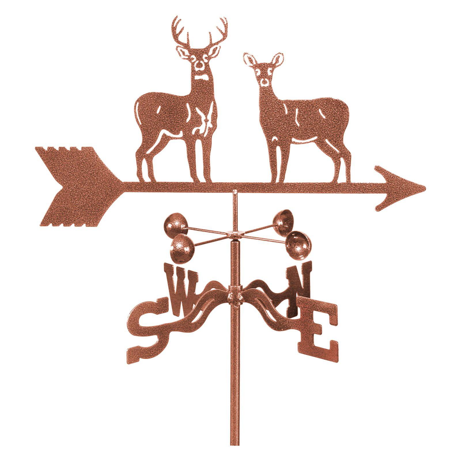 EZ Vane Standing Deer Weathervane by