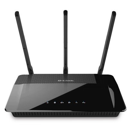 D Link Dir 880L Next Generation Wireless Ac1900 Dual Band 4 Port Gigabit Cloud Router W Usb Shareport   Ios Android App