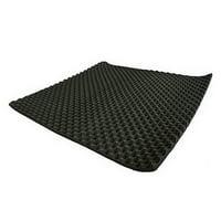 Sound Deadening Mat Car Sound Deadener Noise Insulation Acoustic Dampening Foam Subwoofer Pad 20mm 500x1000mm