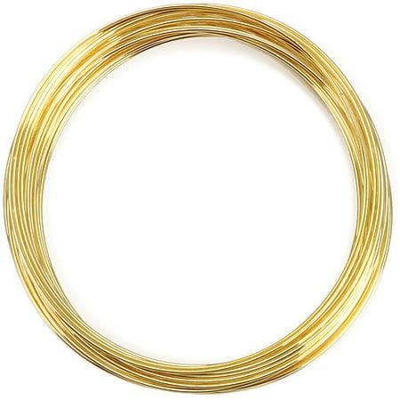 Beadalon Memory Wire Bracelet  30 Loops