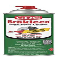 Crc Brakleen 05054 Brake Parts Cleaner - 50 State Formula With Powerjet
