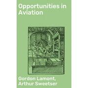 Opportunities in Aviation - eBook