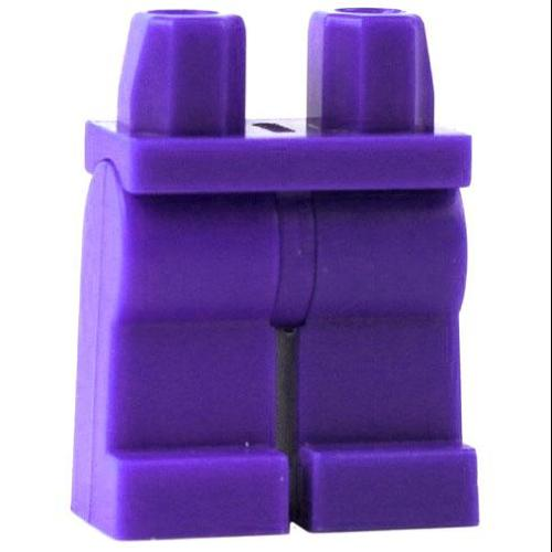 LEGO Castle Minifigure Parts Purple Legs Loose Legs #4297009 [Loose]