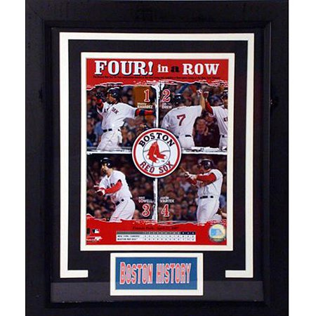 MLB Boston Red Sox Greats Deluxe Frame, 11x14