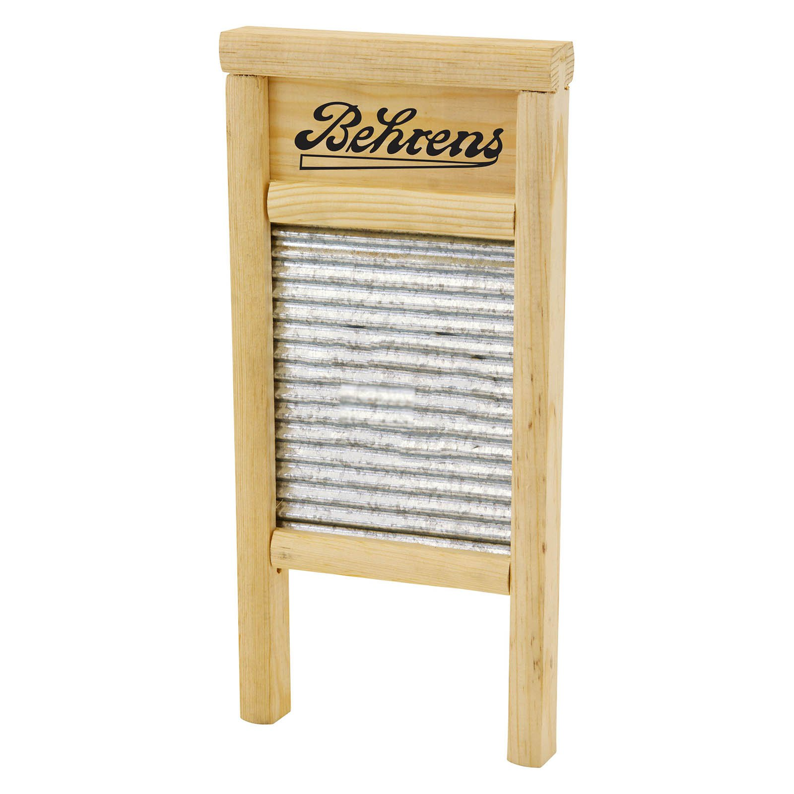Behrens Galvanized Washboard