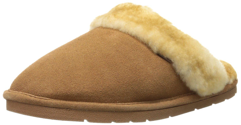 Lamo Women's Scuff Flat Slipper by Lamo Sheepskin Inc