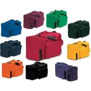 Sassi Assorted Colors Medium Duffel Bag With Detachable Front Pocket