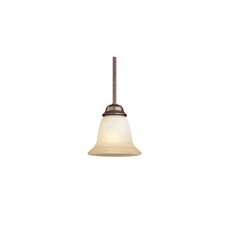 Dolan Designs 1081 1 Light Down Lighting Mini Pendant from the Brittany Collecti