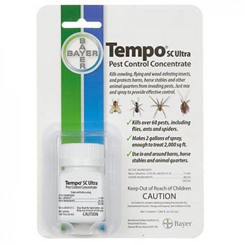 Tempo Sc Ultra Pest Control Concentrate