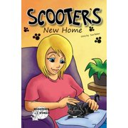 Scooter: Scooter's New Home: Book 2 (Paperback)