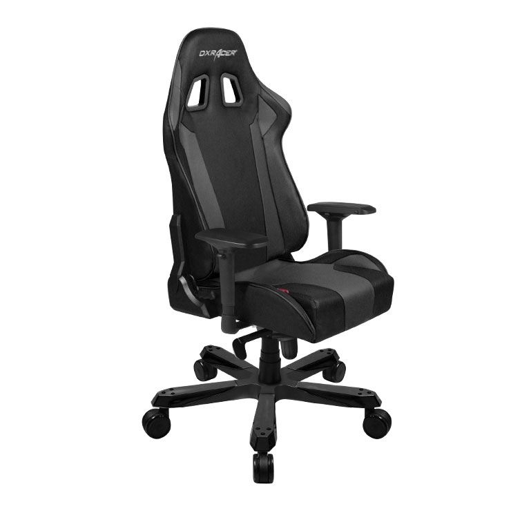 DX Racer DXRacer OH/KS06/N Series High-Back Office Chair Carbon Look Vinyl+PU Desk Chair(Multiple Colors)