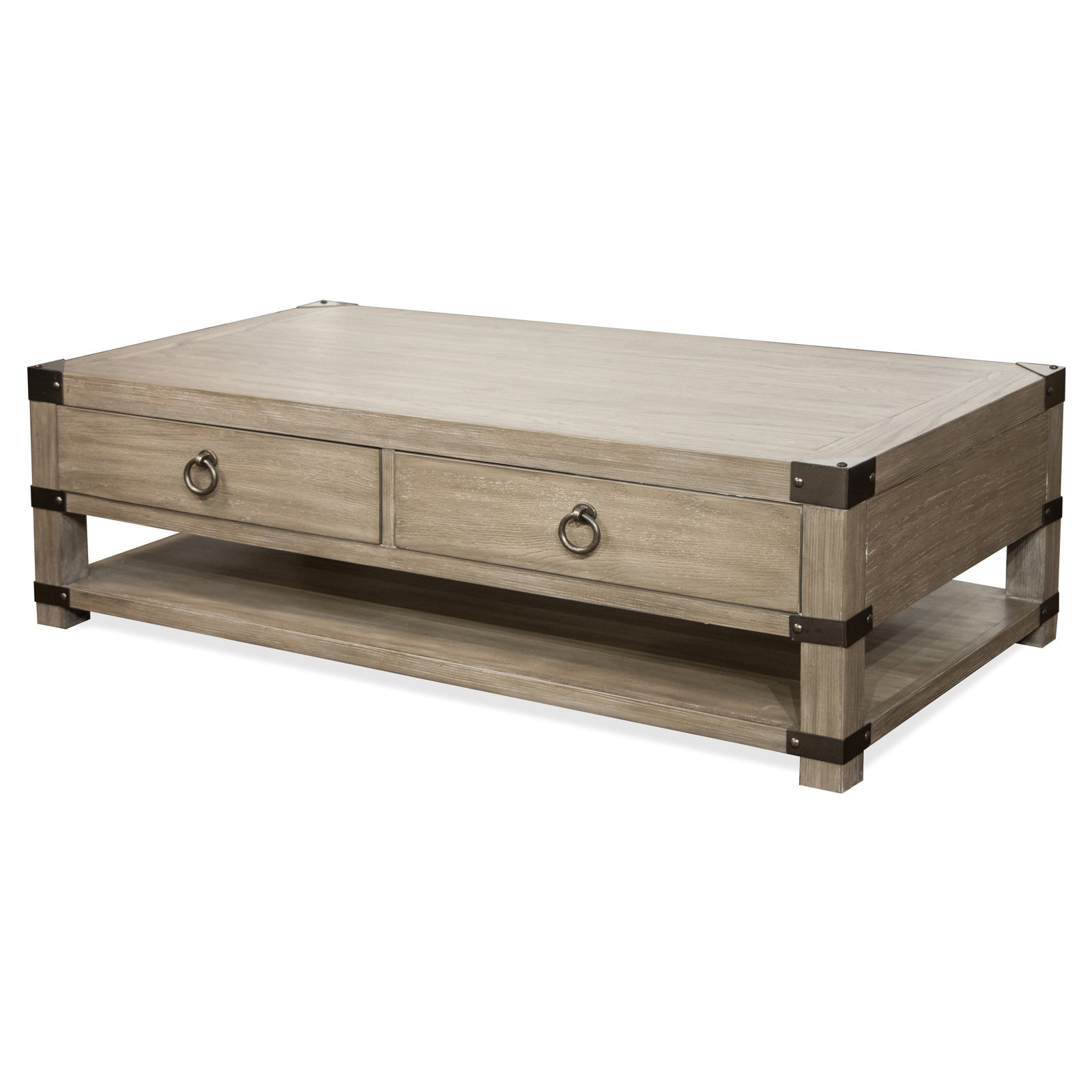 Riverside Furniture Myra Caster Coffee Table