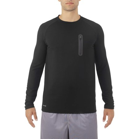 Mens Long Sleeve Crew Top