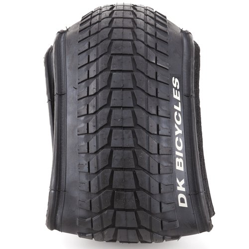 "DK 2.25"" Photon Bicycle Tire, Black"